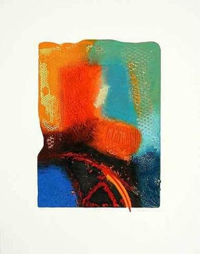 Burnt Edges I (2000) by Russell Baker