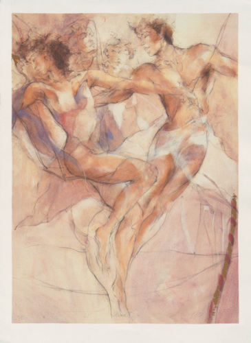 Dance I (2000) by Gary Benfield