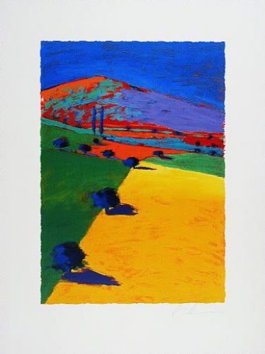 The Hill (2000) by Paul Powis