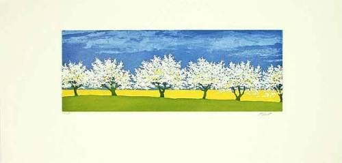 Bäume (2001) by Henryk Fiset