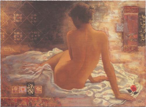 Athena II (2001) by Peter Nixon