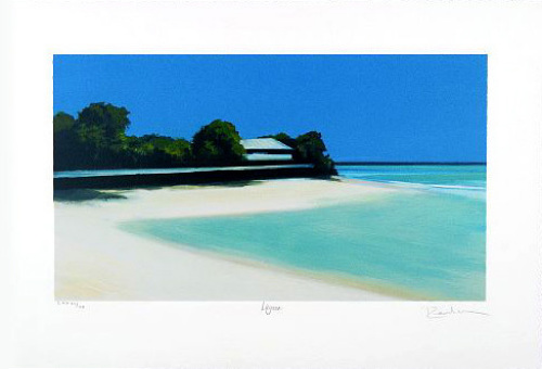 Lagoon (2001) by Reuben Colley