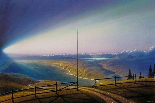 Komet by Hans-Werner Sahm