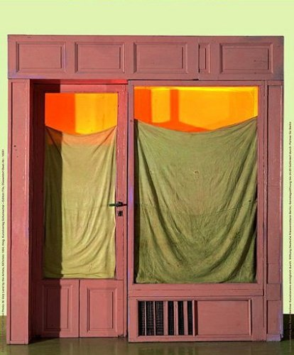Purple Store Front (1964) by Javacheff Christo