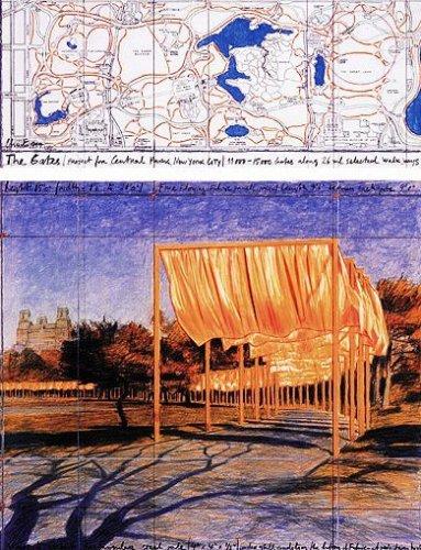 The Gates III by Javacheff Christo