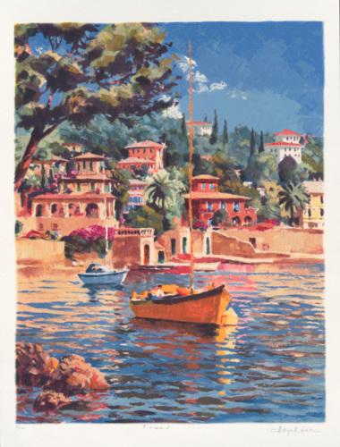 Riviera I (2002) by Hazel Soan