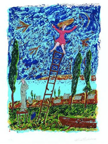 Haifa by Werner Reuber
