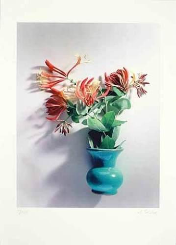 Geissblatt Vase by Gerhard Treichel