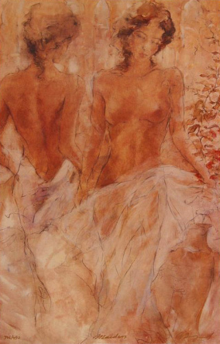 Maidens by Gary Benfield