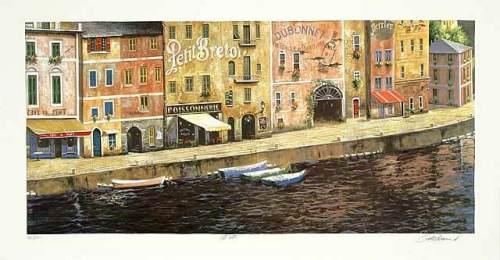 Petit Breton by Louis Robichaud