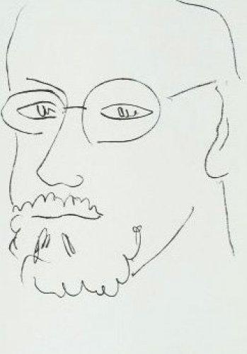 Autoportrait de trois by Henri Matisse
