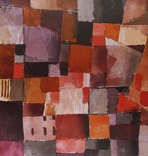 Untitled, 1914 by Paul Klee