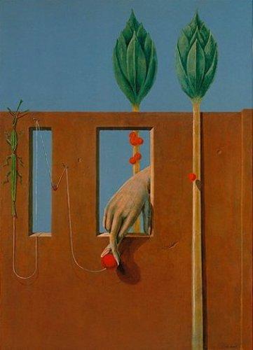 Beim ersten klaren Wort, 1923 by Max Ernst