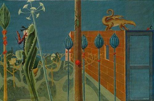 Naturgeschichte, 1923 by Max Ernst