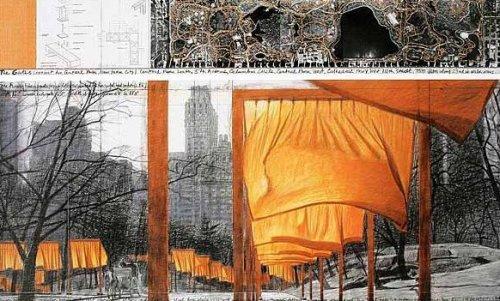 The Gates IX by Javacheff Christo