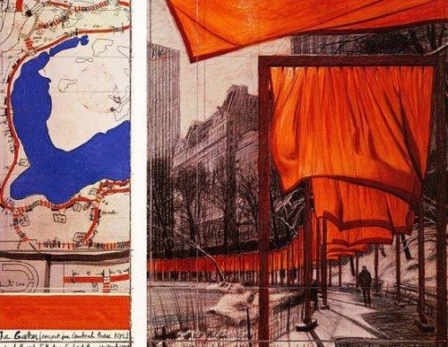The Gates XXIII by Javacheff Christo