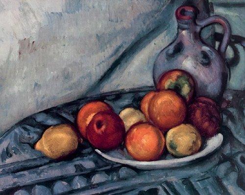 Still Life by Paul Cezanne