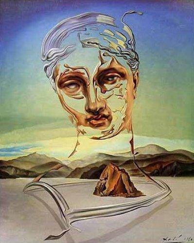 Birth of a Deity, 1960 by Salvador Dali