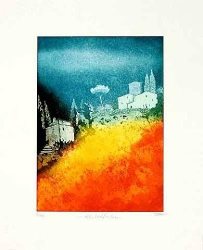Herbstfarben, 2005 by Günther Fries