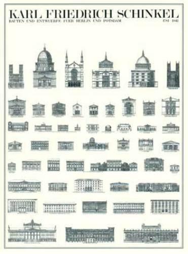 Bauten und Entwürfe by Karl Friedrich Schinkel