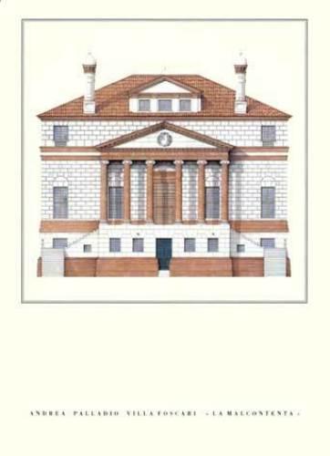 Villa Foscari by Andrea Palladio
