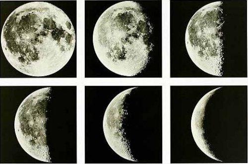 Moon Cycle, Japan by Shigemi Numazawa