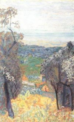 Le Cannet by Pierre Bonnard