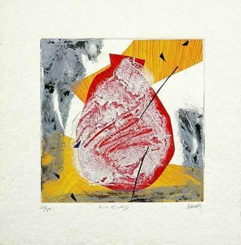 Lueurs by Bernard Alligand