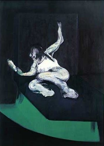 Lying Figure No. 3, 1959 by Francis Bacon