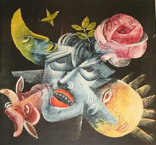 Sehnsucht by Otto Dix