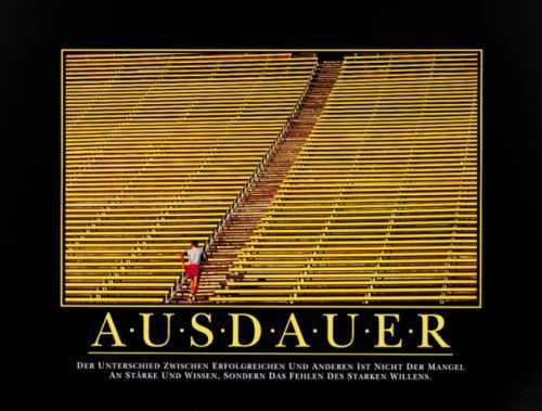 Ausdauer by Anonymous