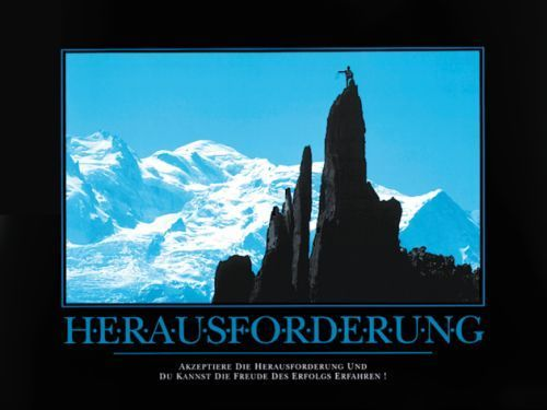 Herausforderung by Anonymous