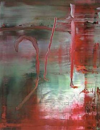 Abstraktes Bild 889-5, 2004 by Gerhard Richter