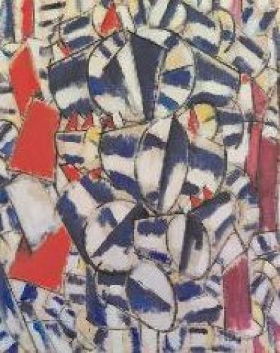 Contraste de formes, 1913 by Fernand Leger