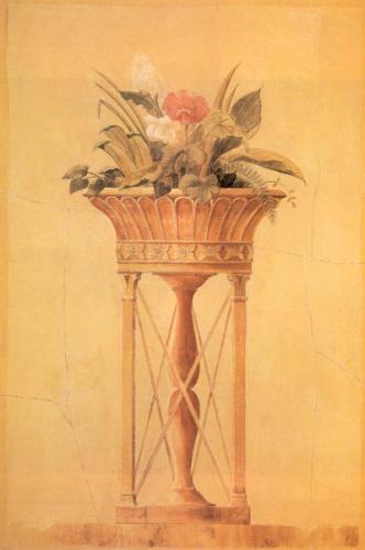 Floral Empire II by Hampton Hall