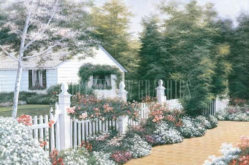 In Full Bloom by Diane Romanello