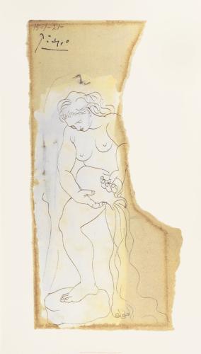 Femme a la Cruche, 1921 by Pablo Picasso