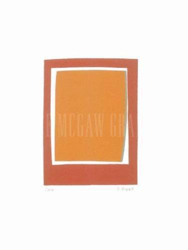 Soho (Silkscreen print) by Denise Duplock