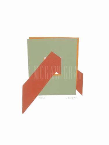 Tribeca (Silkscreen print) by Denise Duplock