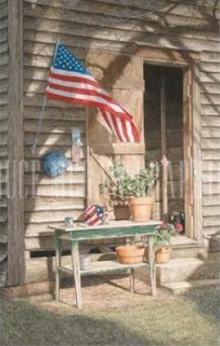 American Pride by David Doss
