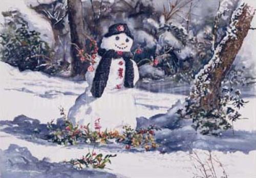 Frosty's Friend by William Mangum