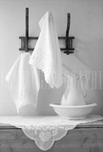 Linens and Lace by Lilo Raymond