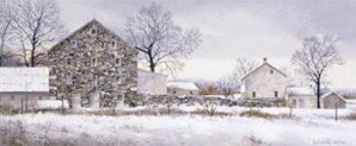 Barnyard by Hendershot