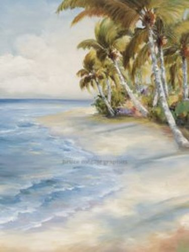 Tropical Retreat by Marc Lucien