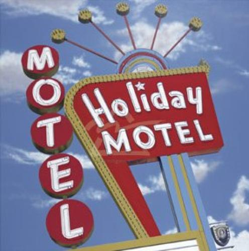 Holiday Motel by Anthony Ross
