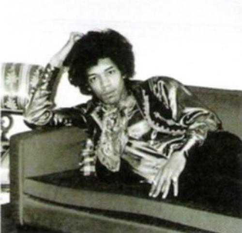 Jimi Hendrix, London, England, 1967 (small) by Artist Not Specified