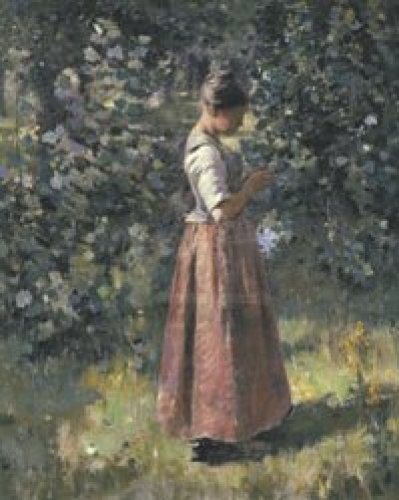 In the Grove, c. 1888 by Robinson