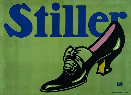 Stiller, 1908 by Bernhard