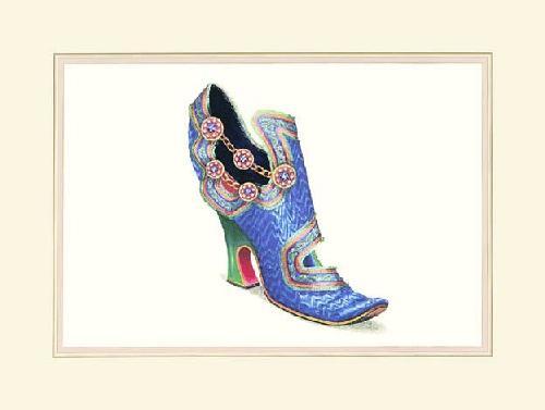 La Chaussure de Martine by Jerry Saunders