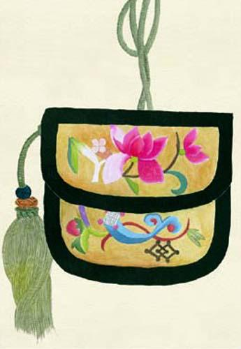 Elisa's Purse by Purse Series